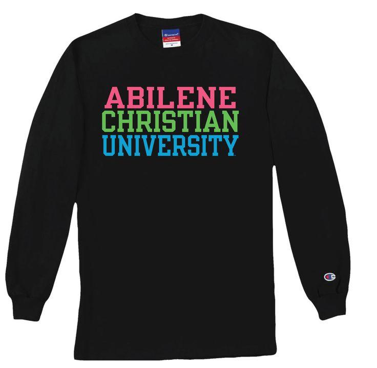 17 Best Images About Abilene Christian University On