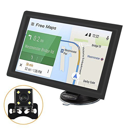 Car GPS Navigation, PEMENOL 9-inch 8GB TPS Touchscreen Android Car Navigator with US Lifetime Map Updates Built-in Bluetooth FM Transmitter MP3 MP4 Vehicle GPS Navigator with Rearview Backup Camera. For product info go to:  https://www.caraccessoriesonlinemarket.com/car-gps-navigation-pemenol-9-inch-8gb-tps-touchscreen-android-car-navigator-with-us-lifetime-map-updates-built-in-bluetooth-fm-transmitter-mp3-mp4-vehicle-gps-navigator-with-rearview-backup-camera/