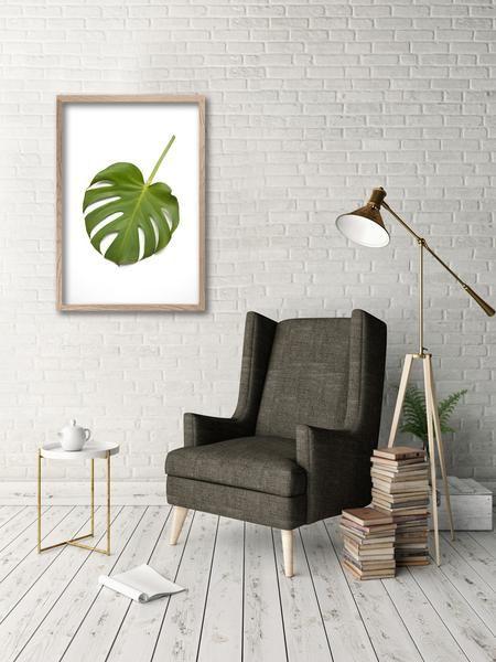 Greenery - Single 60x90cm print