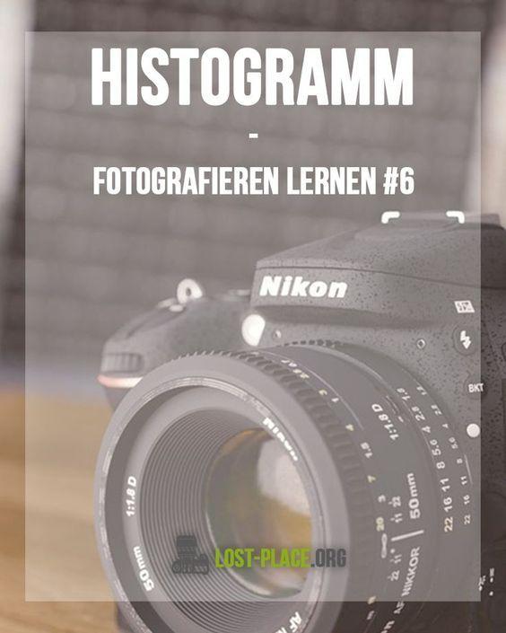 Fotografieren lernen #6: Das Histogramm �ber das Histogramm kannst du deine Bilder kontrollieren! Passt die Belichtung? Gibt es ausgebrannte Stellen? Ist das Bild zu Hell oder zu dunkel? Das Histogramm verrät es dir! Du willst fotografieren lernen?