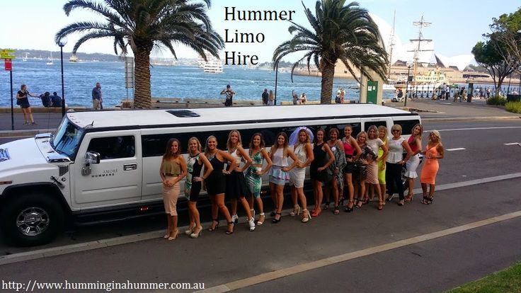 Hummer Limo Hire in Sydney To Enhance The Attraction of Your Event