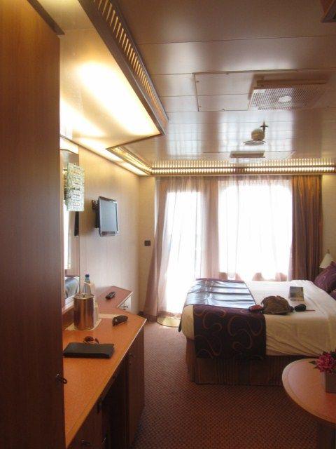 InfoCruceros: Costa Favolosa (Trucos para un viaje en pareja o una Luna de Miel perfecta) (1/3)