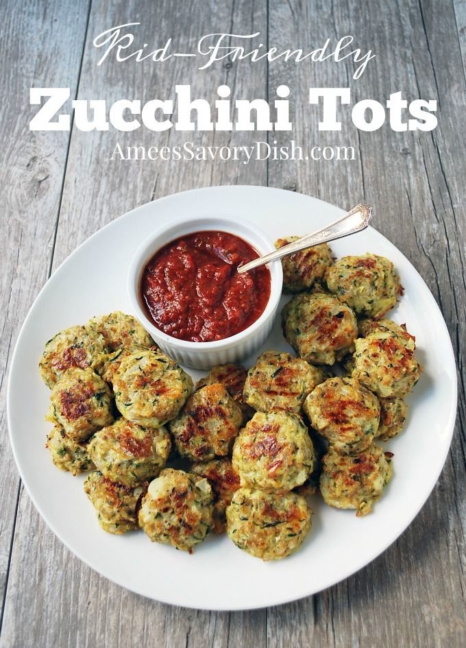 38 best natural baby food book images on pinterest natural baby zucchini tots recipe forumfinder Choice Image