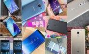 Top smartphone reviews of 2017