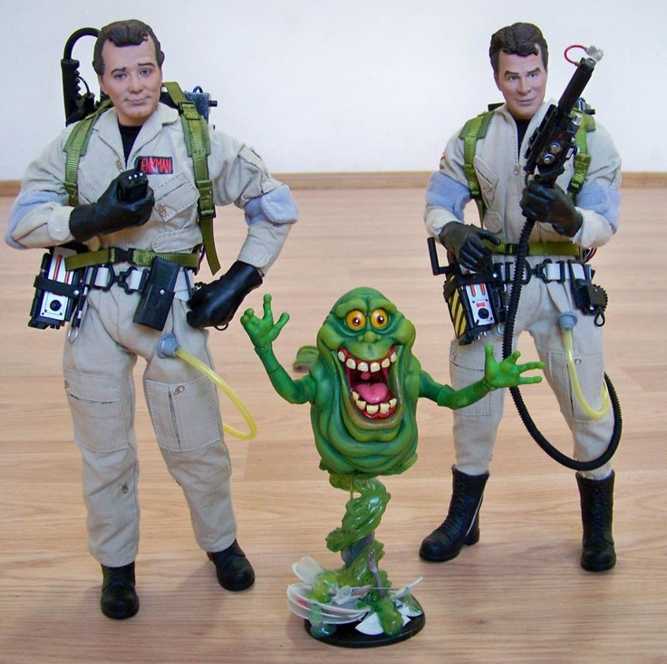 Fan Creation: Custom Slimer + proton pack lighting | GhostbustersNews.com - Ghostbusters news, media, and fan creations!