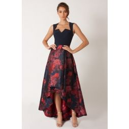 Giovanna CB High Low Gown
