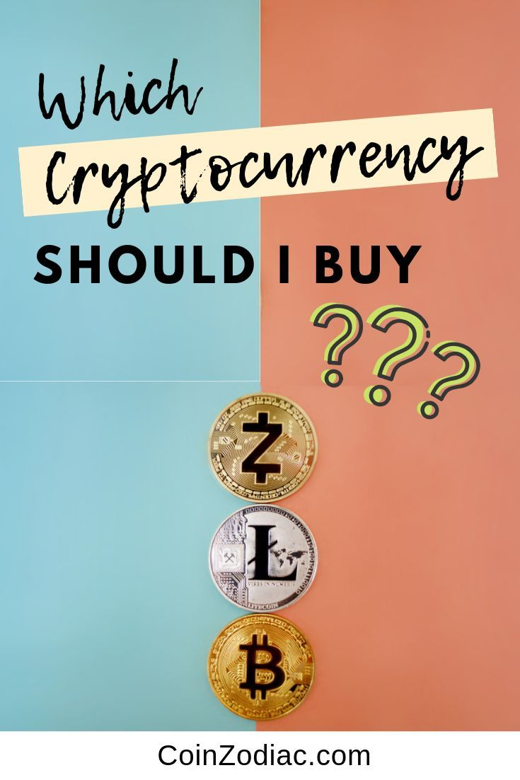what type of cryptocurrency should i buy