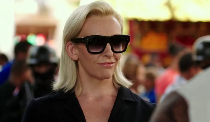 Square sunglasses by Marc Jacobs