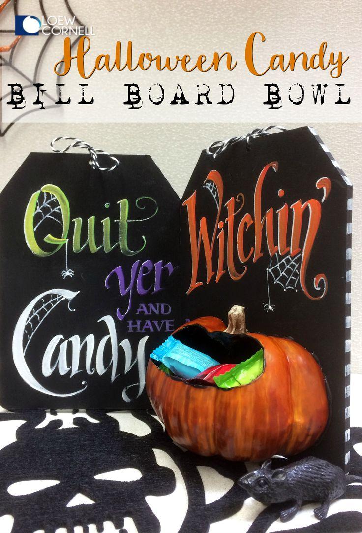 37 best Halloween Crafts images on Pinterest