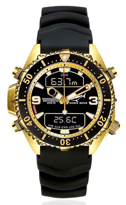 Chris Benz Armbanduhr  CB-D200-MK2 versandkostenfrei, 100 Tage Rückgabe, Tiefpreisgarantie, nur 675,00 EUR bei Uhren4You.de bestellen