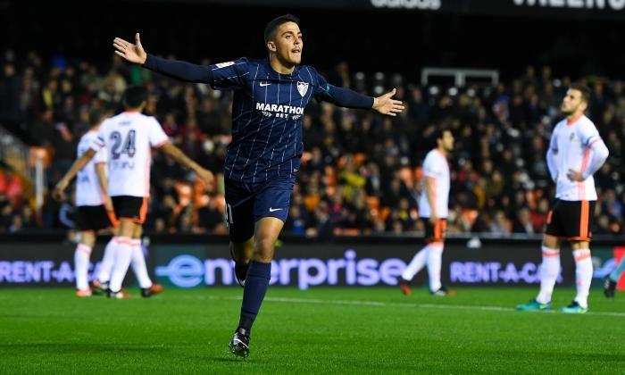 #rumors  Arsenal transfer news: Gunners keeping tabs on Malaga midfielder Pablo Fornals