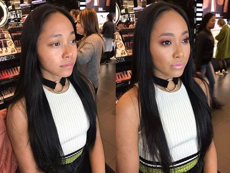 sephora makeup artists