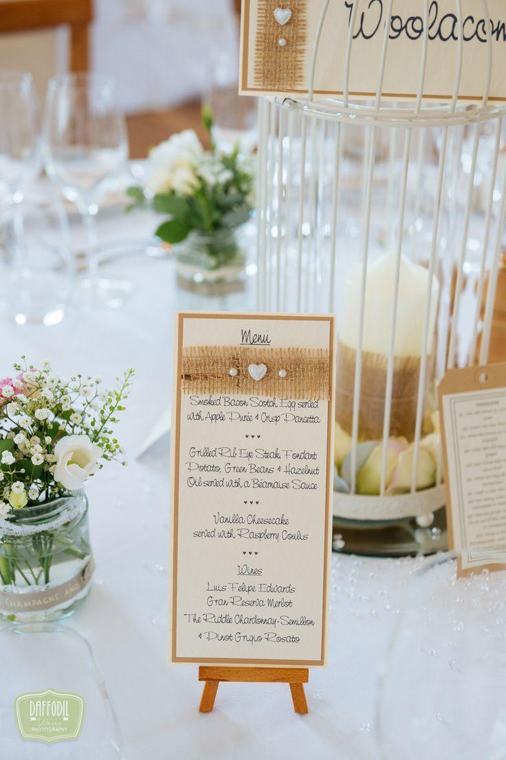 We love this menu selection! Contact mythe@gallopinggourmet.co.uk for more catering ideas! #gallopinggourmet @GGWeddings