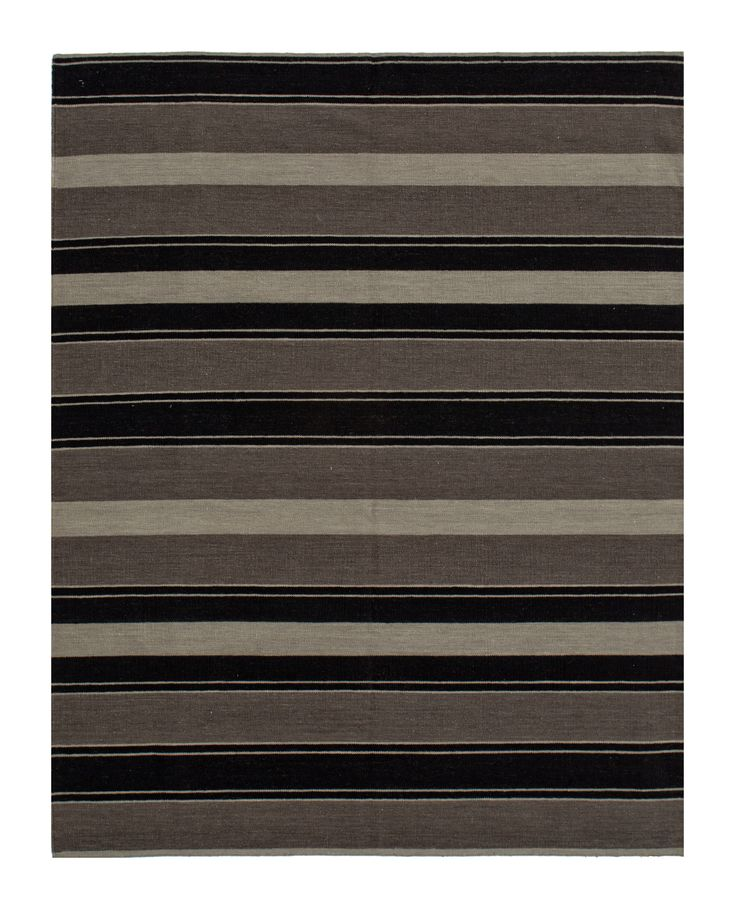 kelim - 1617 stripes 4.00 x 3.00m  Composition Wool on Cotton Hand-woven Flat pile Was R25 920 - 50% Now R 11460