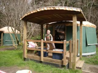 Sunset bay state park trips parks and this weekend for Oregon state parks yurts and cabins