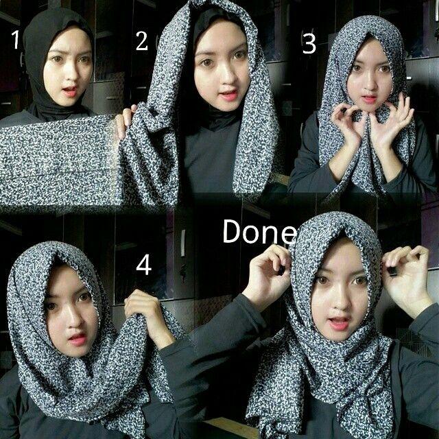 Ready to go hijab style