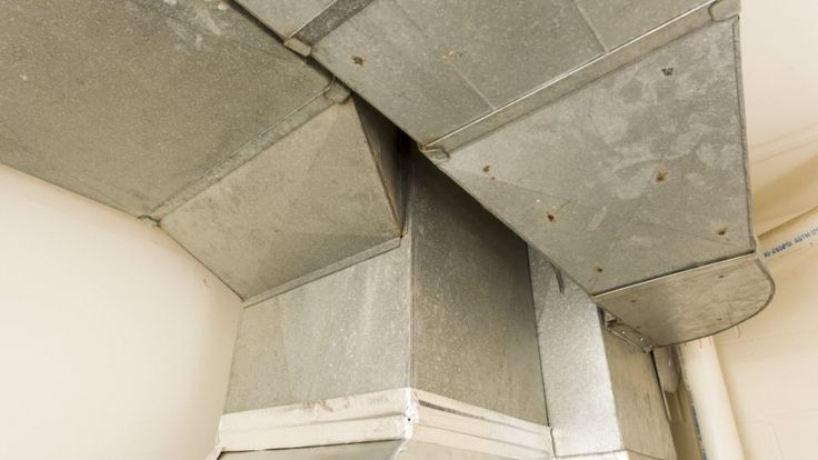 Heating Duct Mold Removal