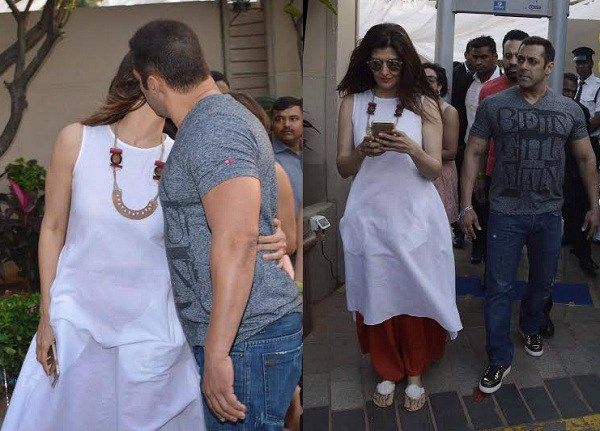 Wao: Salman Khan with Sangeeta Bijlani!  Ex girl friend becoma a  'BEST FRIENDS'! - http://www.movierog.com/celebrity_gossips/wao-salman-khan-with-sangeeta-bijlani-ex-girl-friend-becoma-a-best-friends/