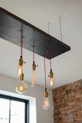 Homepolish Interior Design   for my old edison lights