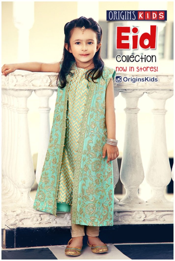 kids eid dresses | Kids Frocks – Shalwar Kameez – Tops – Jeans – Kurta Shalwar ...