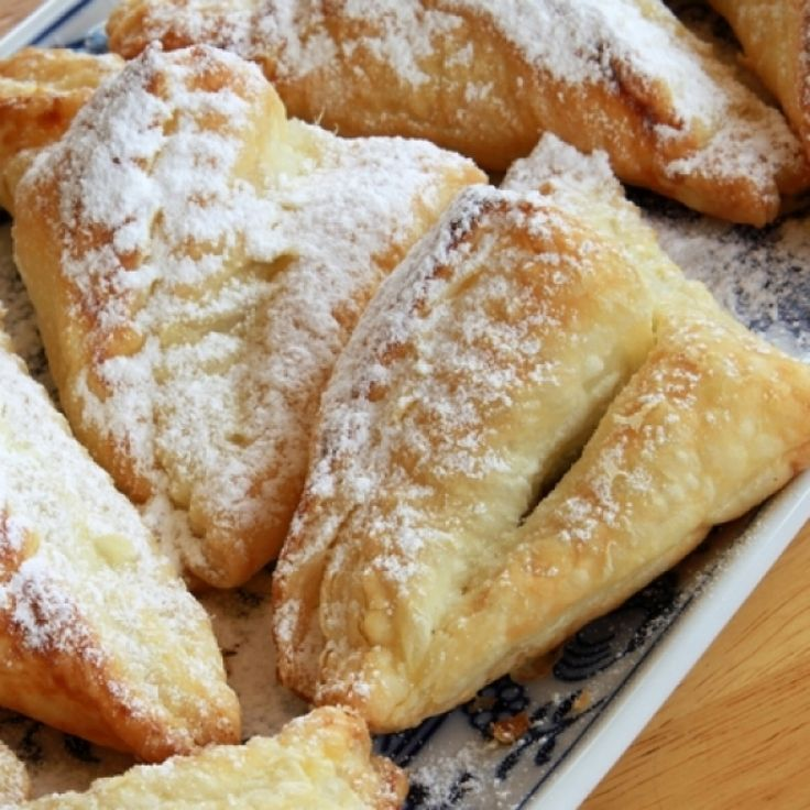 The recipe for homemade apple turnovers is so tasty and worth the effort.. Homemade Apple Turnovers Recipe from Grandmothers Kitchen.
