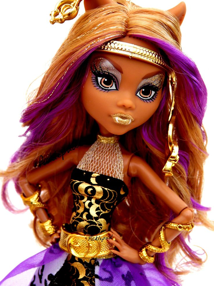 153 best images about clawdeen wolf on pinterest wolves wolf artwork and monster high custom - Monster high lit de clawdeen wolf ...