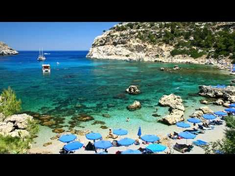 Some of the best beaches in Greece!