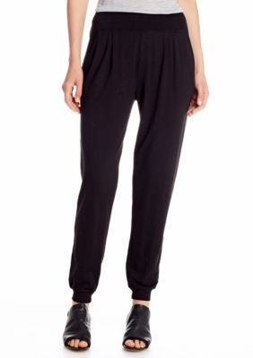 Eileen Fisher  Pleated Ankle Pant