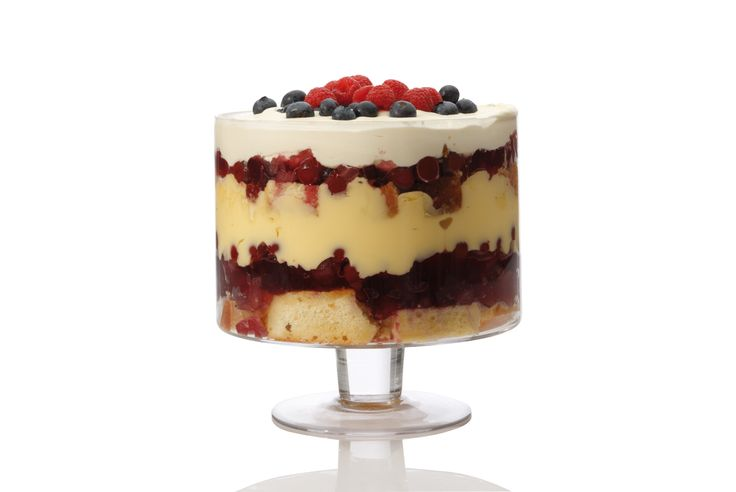 Diamante Footed Trifle Bowls #maxwellandwilliams #diamante #glassbowls #trifle #dessert #display #entertain