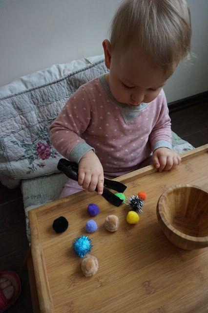 kreatywnyMaks: Montessori - i życie codzienne ( 0-3 )