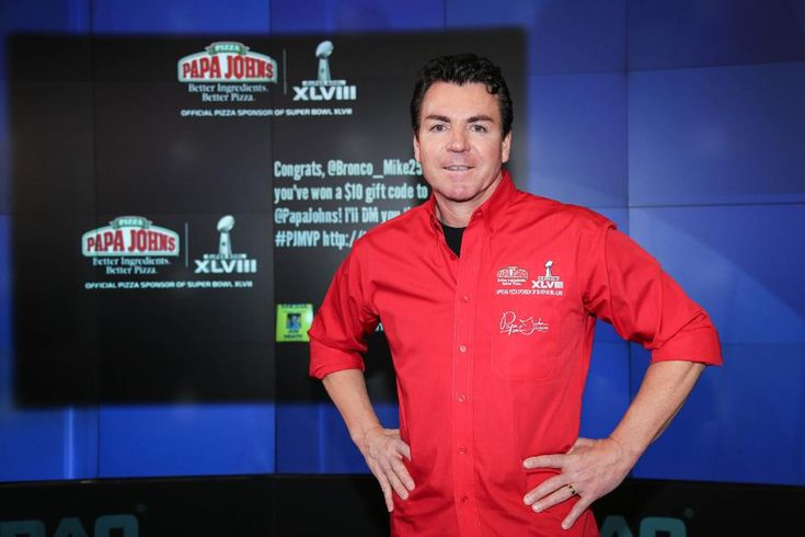 John Schnatter, founder and CEO of pizza chain Papa John's, is having a bad day.