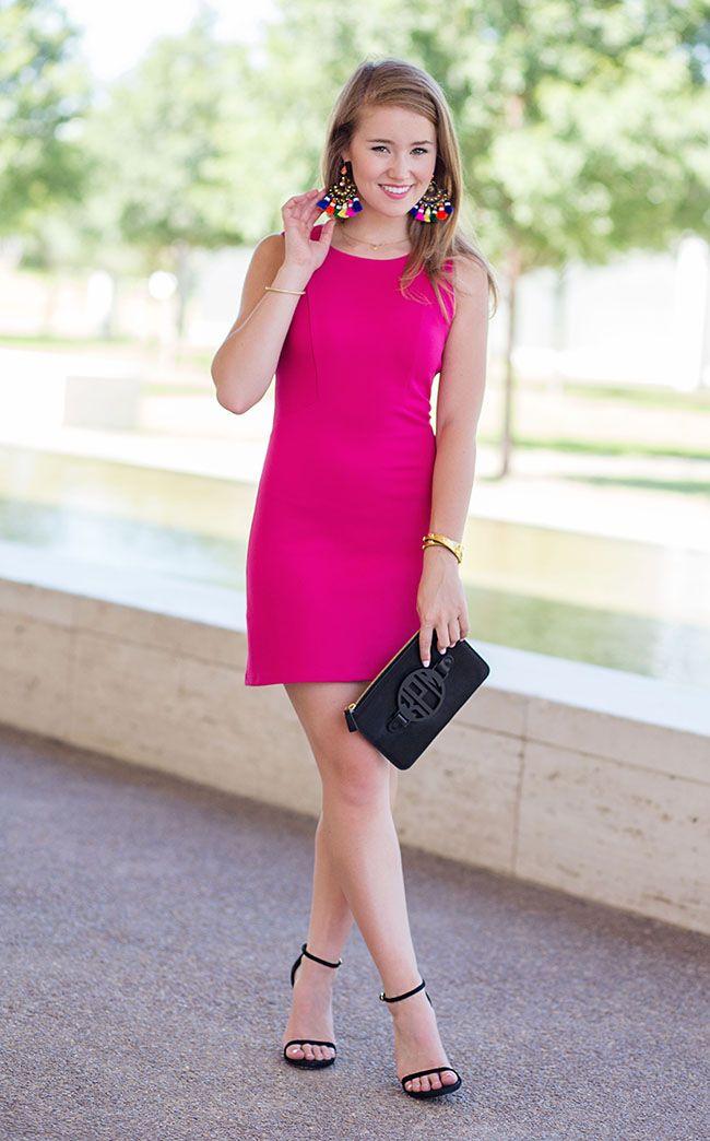 Best 25  Little pink dress ideas on Pinterest   Light pink dresses ...