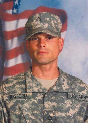 Bill Savage (@buckeyesavage) | Twitter Honoring US Army Sgt. Chester W. Hosford, 35 of Hastings, Minnesota, KIA (July 6, 2009) in Khanabad, Afghanistan.