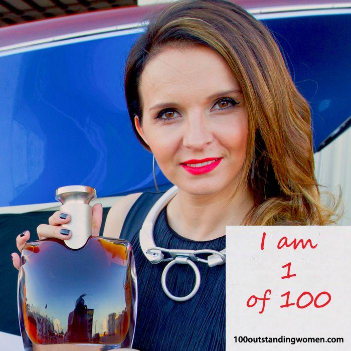 Alexandra Albu   2014 - 100 Outstanding Women of Broward ...