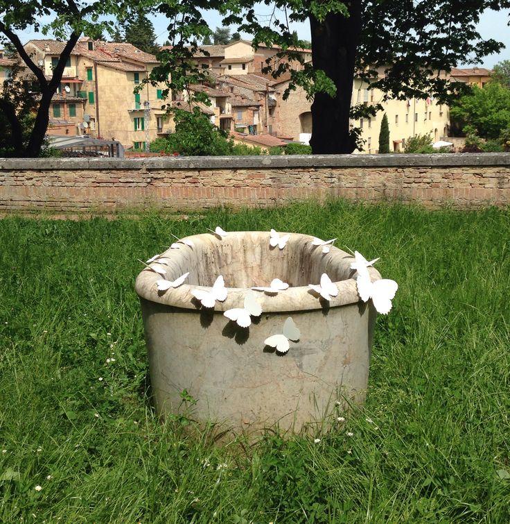 """Giulio De Mitri """"In attesa dell'alba"""" Installazione ambientale site specific a cura di Martina Soricaro"""