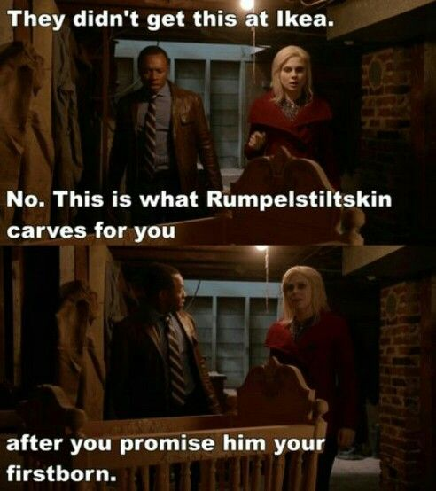 Rose McIver is Liv Moore a zombie in Izombie and plays Tinkerbelle in Once Upon a Time. It features Rumpelstiltskin as a main villain.