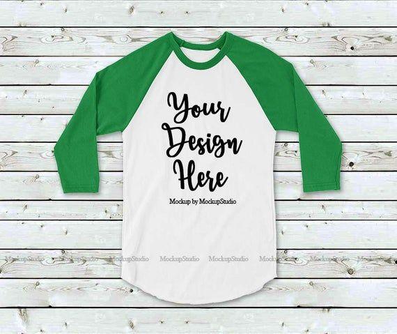 Download Free Green And White Raglan Mockup Baseball Shirt Mock Up Psd Free Psd Mockups Templates Mockup Free Psd Free Packaging Mockup Mockup