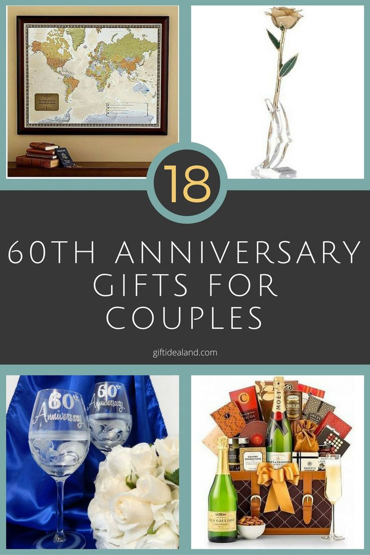 ... Gifts on Pinterest 60th Anniversary, 60 Anniversary and Wedding