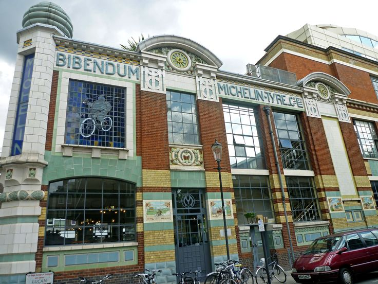 Conran, Michelin House, 81 Fulham Road, London SW3 6RD, Image by Homegirl London