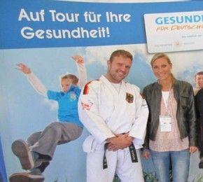 Sportspaß in Burghausen - dsj-Jugendevent - Drei Tage Sportspaß in Burghausen liegen hinter den mehr als 3000 Teilnehmern.
