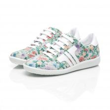 Tisza shoes , model Compakt - flowers