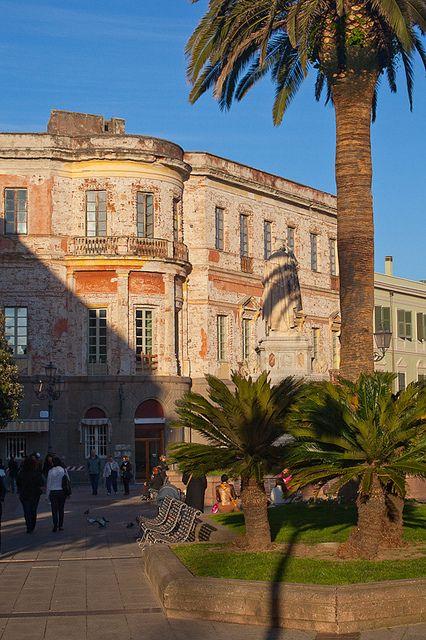 Oristano, Sardinia, Italy