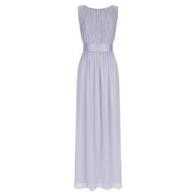 Ruched Chiffon Maxi Dress at debenhams.com