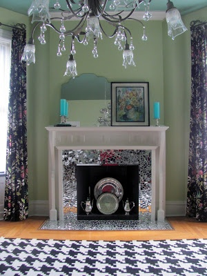 25 Best Ideas About Mosaic Fireplace On Pinterest Tiled