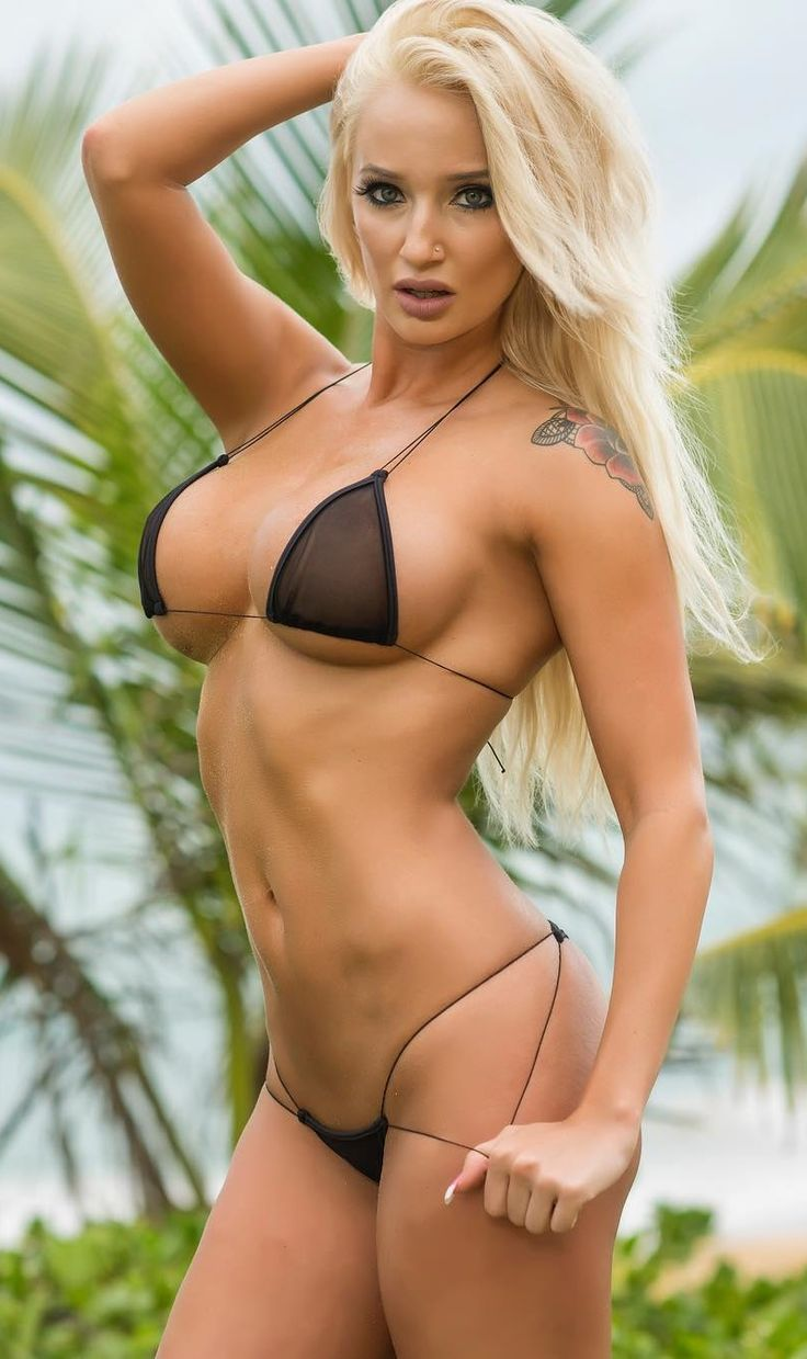 from Blaise sexy babes in tiny bikinis