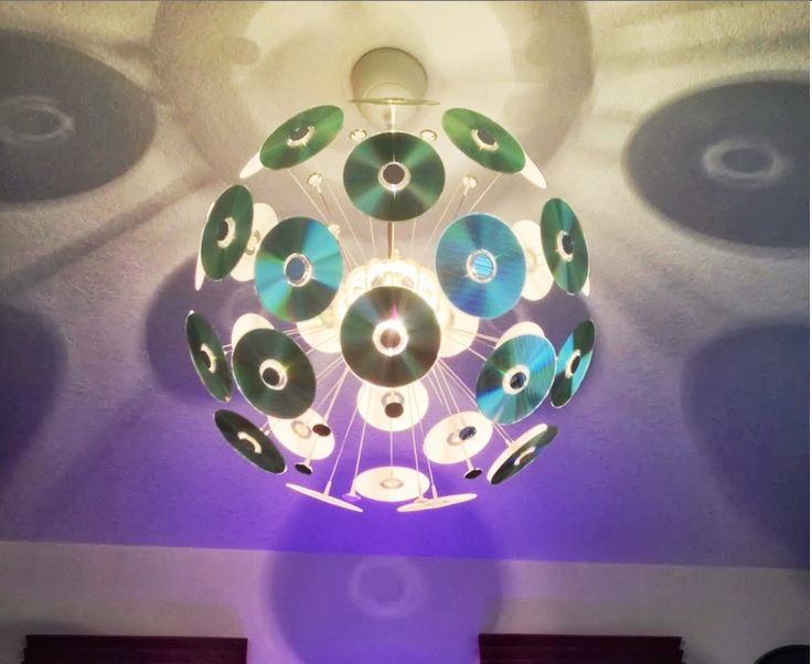 Best use of old cd 39 s the best stuff pinterest cd diy for Glass discs for crafts