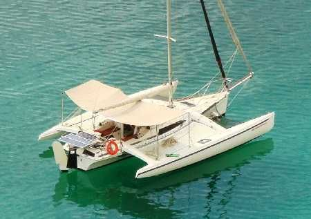 Sailing Trimaran Yacht Corsair F-27 for sale - For Sale in ...