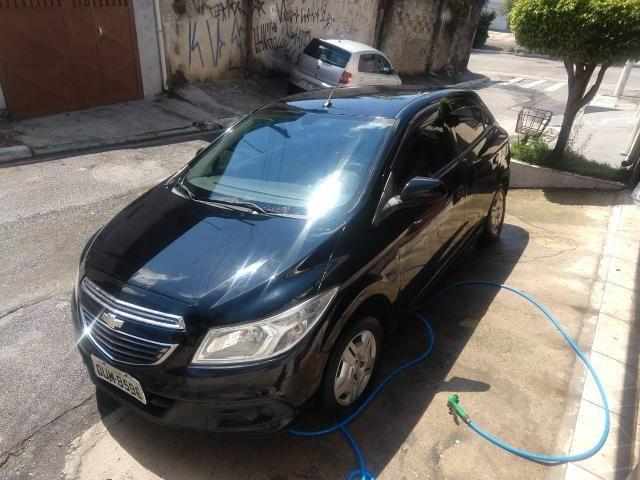 Gm Chevrolet Onix Hatch Lt 1 0 8v Flexpower 5p Mec 2013