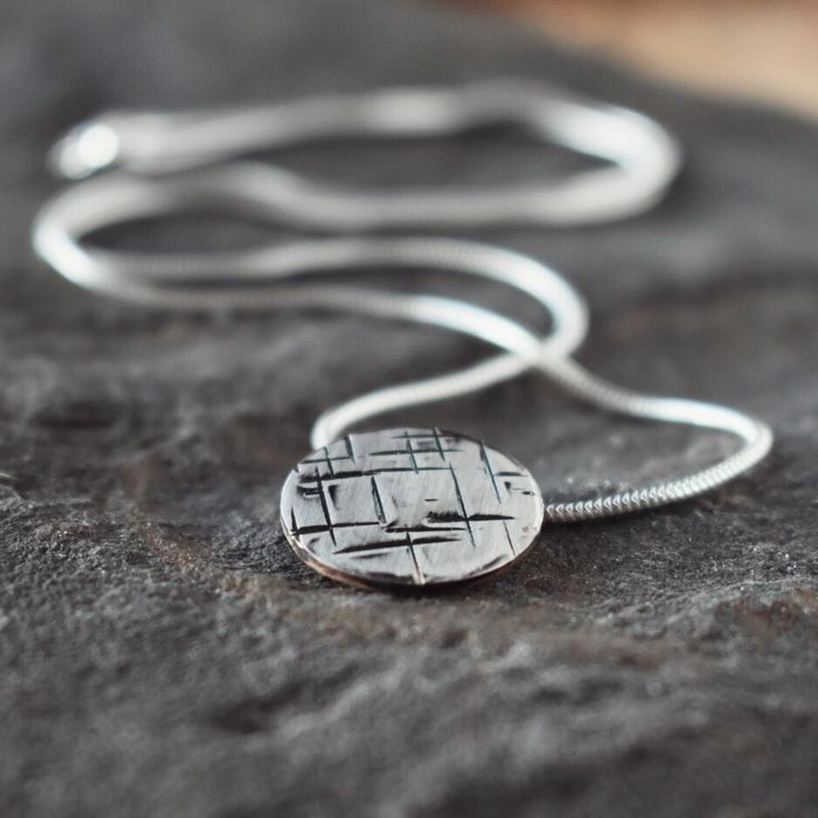 A Maze In, Little Pendant – Taer Jewellery