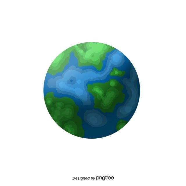 Blue Green Earth Cartoon Blue Green Cartoon Earth Png Transparent Clipart Image And Psd File For Free Download Blue Map Green Earth Colorful Backgrounds